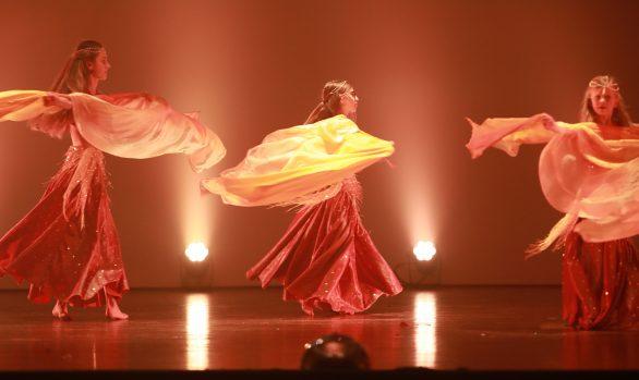 Oriëntaalse dans