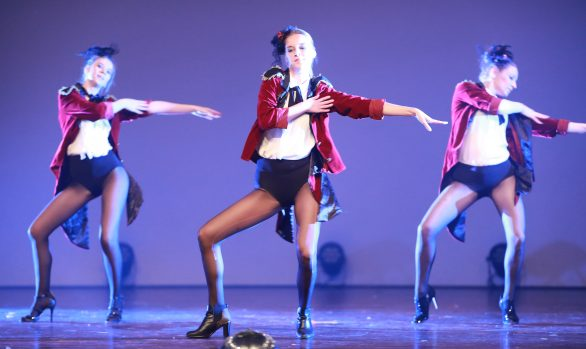 Showdance open level