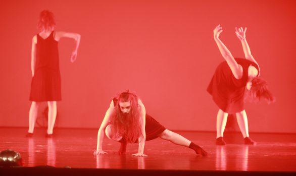 Modern Teens (choreo)