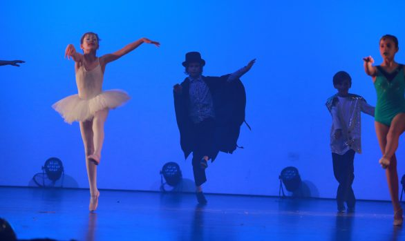 Ballet 1 (8-10j)